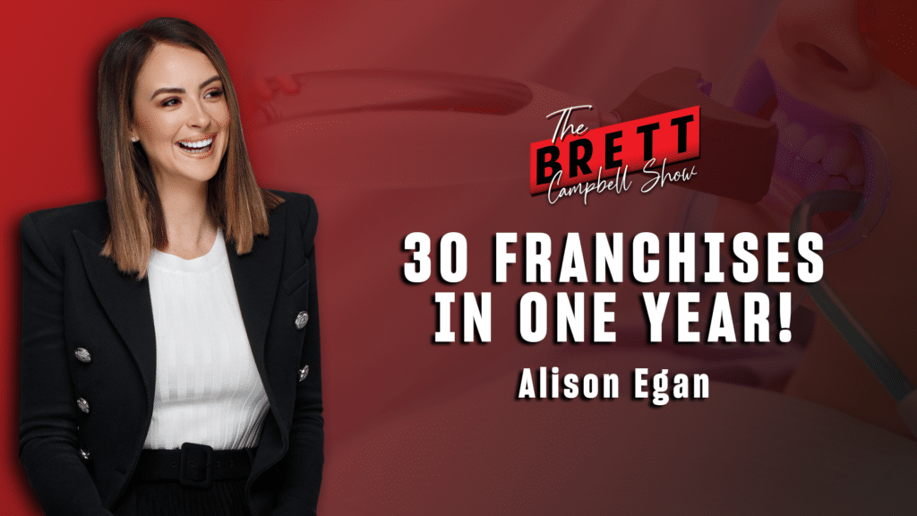 Alison Egan Podcast with Brett Campbell